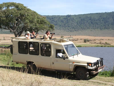 NGorogoro Conservation Area