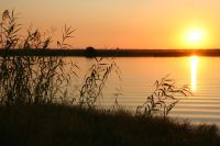 Sunset on Chobe River